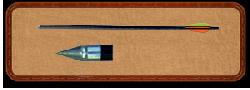 Стрела для арбалета 510мм