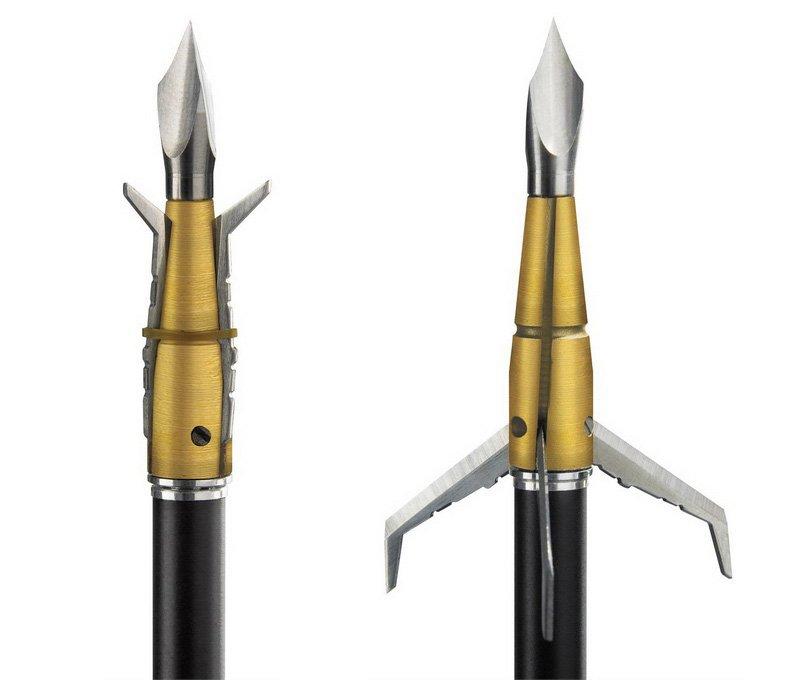 Стрелы для арбалета и наконечники