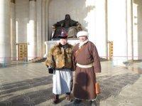 Международный фестиваль «Хамаг монгол»