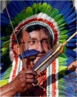 В Бразилии прошли  международные игры коренных народов