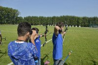 В Томской области прошел чемпионат по стрельбе из лука