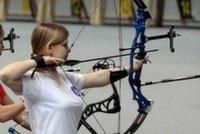 Калининградская лучница Дарья Скуратовская завоевала золото Всероссийского турнира