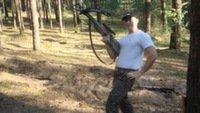 Вынесен приговор человеку, стрелявшему из арбалета по живым мишеням