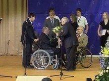 Чемпионы и призеры Паралимпиады были награждены премией им. Мухиной