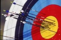 Соревнования по стрельбе из лука  в Лас-Вегасе