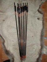 Оперение стрелы: спиралевидное или прямое
