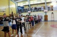 В Рязани прошли соревнования по стрельбе из лука