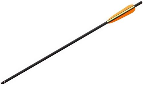 """Стрела для арбалета - 22"""" карбон"""