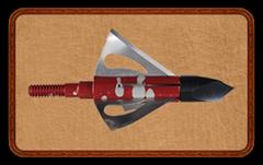 Наконечник для стрелы Crimson Talon - 100gr