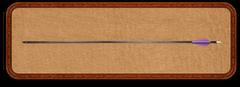 Стрела для лука CX-5 - 500, 600 карбон
