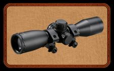 Прицел оптический МК-4х32 Scope