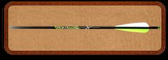 """Стрела для арбалета PileDriver - 20"""" карбон"""