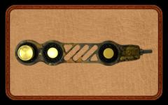 Стабилизатор для блочного лука TP615-8 - камуфляж