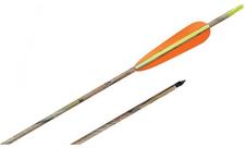 Стрела для лука TP030 - карбон, камуфляж