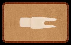 Хвостовик для стрелы 80XX