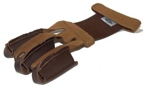 Напальчник для лука - перчатка comb