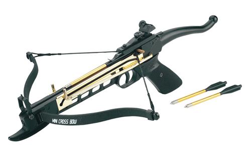Арбалет-пистолет MK-80 - металл