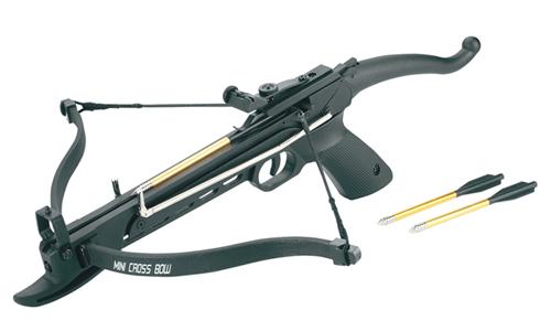 Арбалет-пистолет MK-80 - пластик