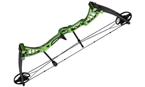 Блочный лук Man Kung MK-CB50 - зеленый