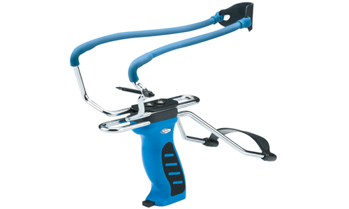 Рогатка SL-06 - синяя