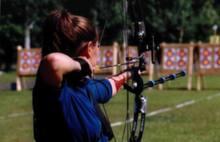 Лучница Гончарова вернулась в большой спорт
