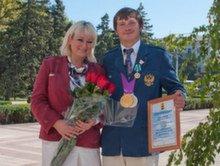 Тренеры паралимпийцев получили почетные звания