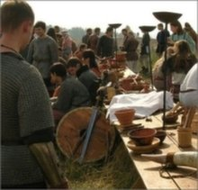 Стрела Древнего Киева
