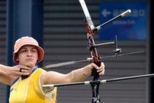 Лучница из Харькова завоевала серебро на первом этапе Кубка мира