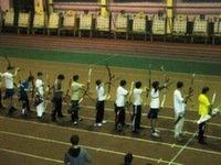 Соревнования по стрельбе из лука прошли в Чите