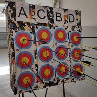 В Тюмени прошли всероссийские соревнования по стрельбе из лука