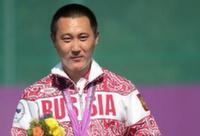 Олимпийский чемпион побывал на родине в поселке Агинское