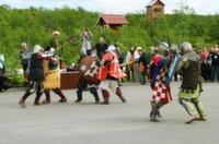 В Мурманске пройдет фестиваль по историческому многоборью