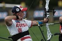 Сборная РФ по стрельбе из лука проходит в Чите предолимпийскую подготовку