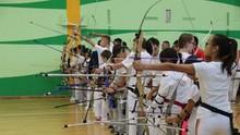 В Барнауле с небывалым размахом прошли соревнования по стрельбе из лука
