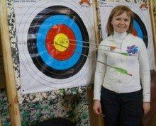 Турнир по стрельбе из лука прошел в Красноярске