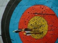 В Рязанском районе прошел VIII турнир ДЮСШ по стрельбе из лука