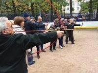 В Москве стала модной стрельба из лука