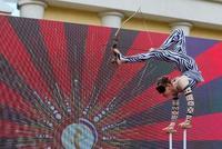 Кубанская циркачка Диана Бутан выступила в шоу «Удивительные люди»