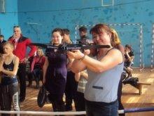 В Стерлитамаке прошло первенство по стрельбе из арбалета