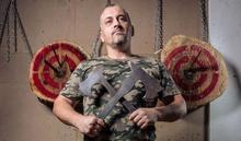 В Ростове будут метать ножи и топоры