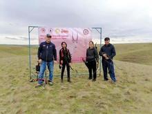 В Калмыкии прошел турнир по 3D стрельбе из лука «Белый Сайгак - 2021»