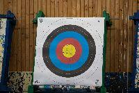Олимпийская чемпионка Светлана Журова училась стрелять из лука