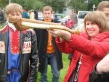 XVI осенние национальные саамские игры