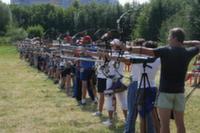 VI летняя спартакиада по стрельбе из лука учащихся России