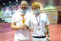 Супруги из Твери завоевали медали Кубка и чемпионата России по стрельбе из лука