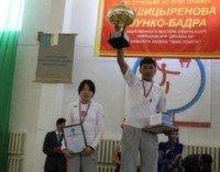 Всероссийский турнир в Могойтуе