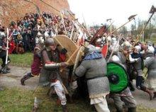 Фестиваль исторической реконструкции пройдет в Великом Новгороде