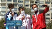 Бурятские лучники - обладатели Гран-При Европы