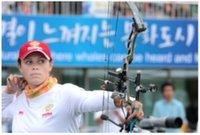 Альбина Логинова стала девятой в зимнем Кубке мира по стрельбе из лука в США
