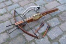 В Удмуртии задержан изготовитель арбалета